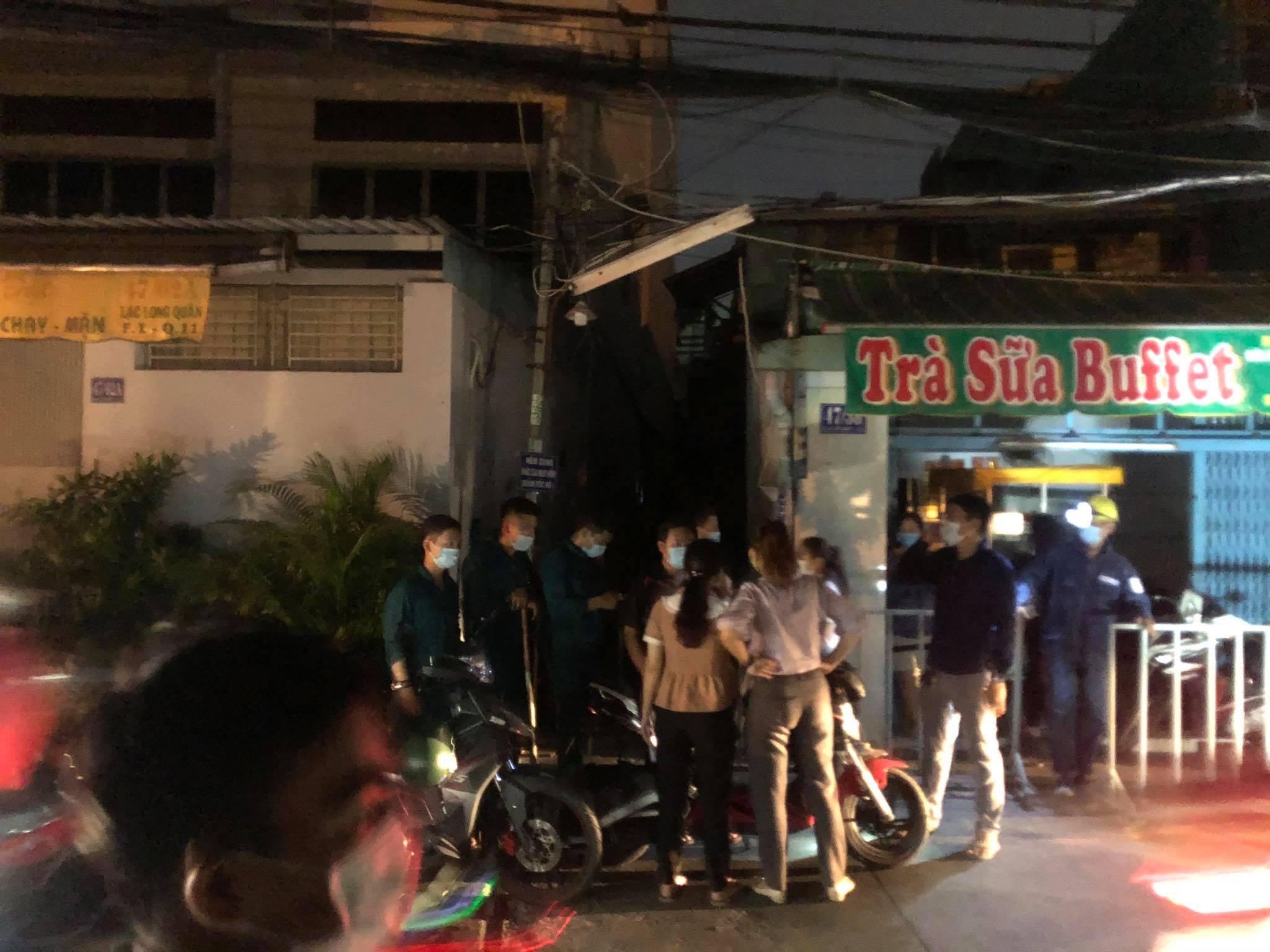 """Nhân chứng kể thời điểm """"biển lửa"""" bao trùm căn nhà khiến 8 người chết ở Sài Gòn - 4"""