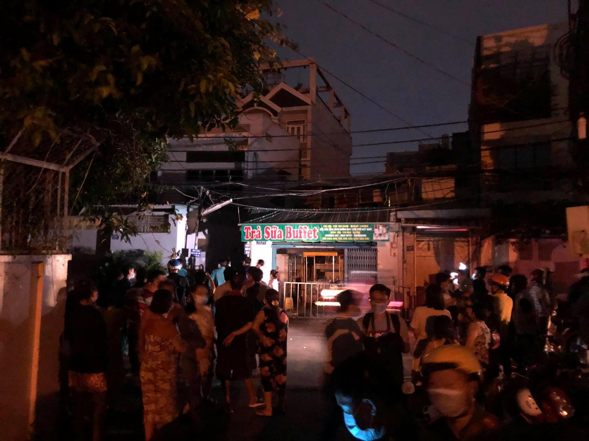 """Nhân chứng kể thời điểm """"biển lửa"""" bao trùm căn nhà khiến 8 người chết ở Sài Gòn - 5"""