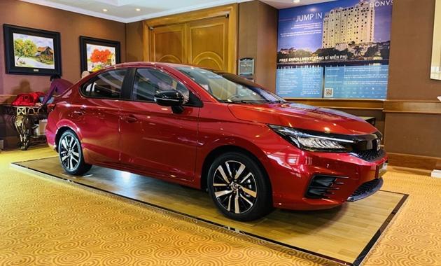 Giá xe Honda City 2021 mới nhất tháng 05: Giá bán và thông số kỹ thuật - 4
