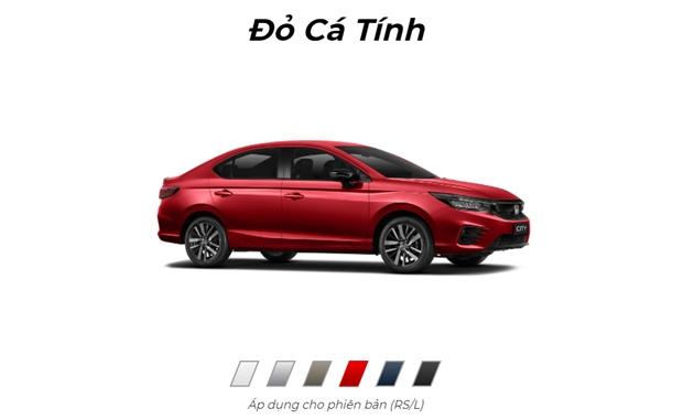 Giá xe Honda City 2021 mới nhất tháng 05: Giá bán và thông số kỹ thuật - 2