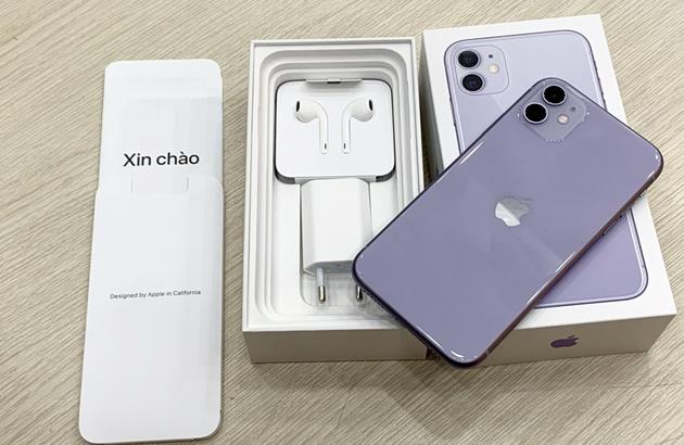 Giá iPhone 11 mới nhất tháng 5/2021 các phiên bản - 2