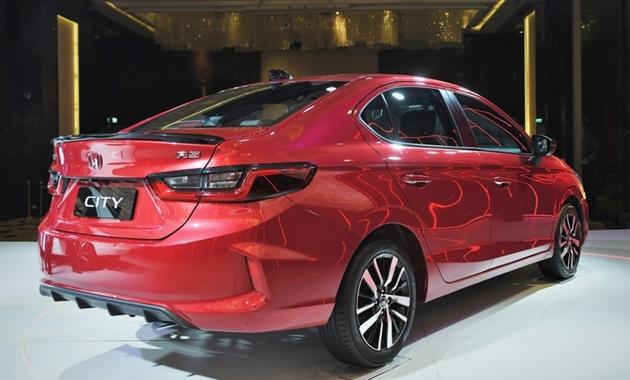Giá xe Honda City 2021 mới nhất tháng 05: Giá bán và thông số kỹ thuật - 8