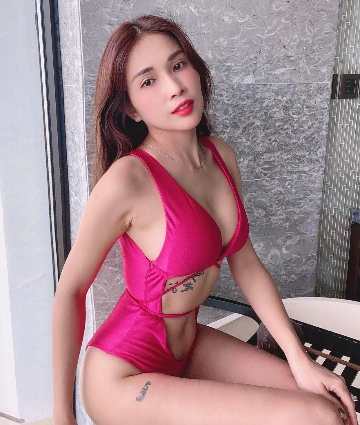 """""""Nữ đại gia Việt tài sản 120 tỷ"""" đẹp nuột nà khó ai bì dù chẳng """"bóp miệng"""" ăn kiêng - 5"""