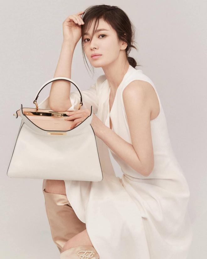 Ngược đời như Song Hye Kyo: Càng trang điểm nhẹ nhàng càng xinh đẹp hút hồn - 7