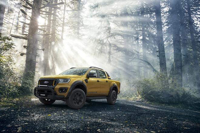 Giá xe Ford Ranger lăn bánh tháng 5/2021 - 15