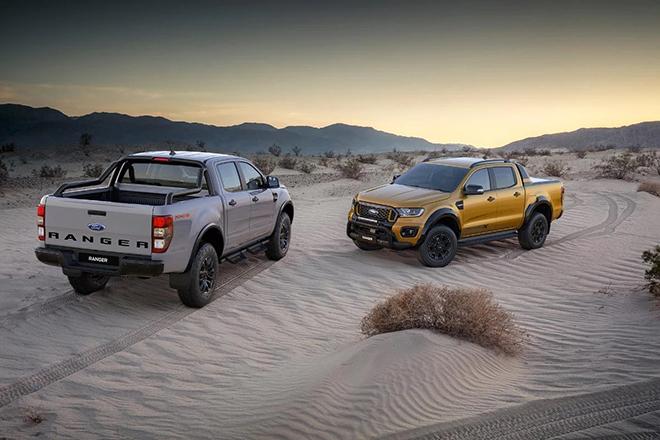 Giá xe Ford Ranger lăn bánh tháng 5/2021 - 3