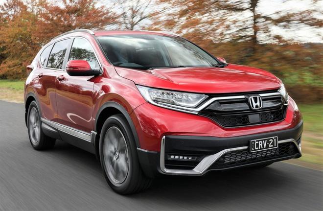 Giá xe Honda CR-V lăn bánh tháng 5/2021 - 1