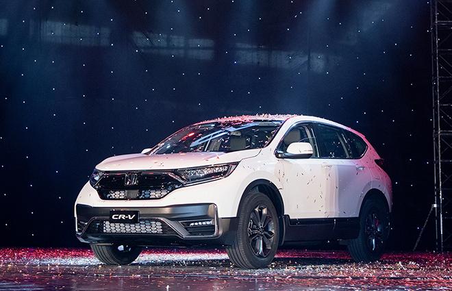 Giá xe Honda CR-V lăn bánh tháng 5/2021 - 3