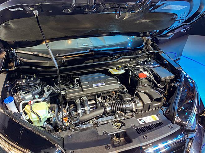 Giá xe Honda CR-V lăn bánh tháng 5/2021 - 11