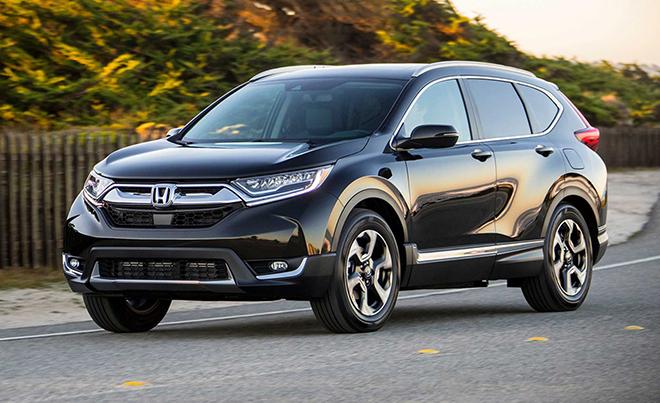 Giá xe Honda CR-V lăn bánh tháng 5/2021 - 13