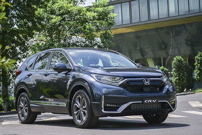 Giá xe Honda CR-V lăn bánh tháng 5/2021 - 4