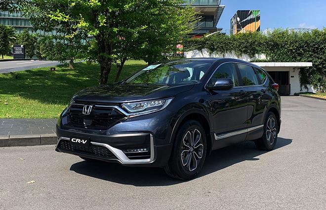 Giá xe Honda CR-V lăn bánh tháng 5/2021 - 10