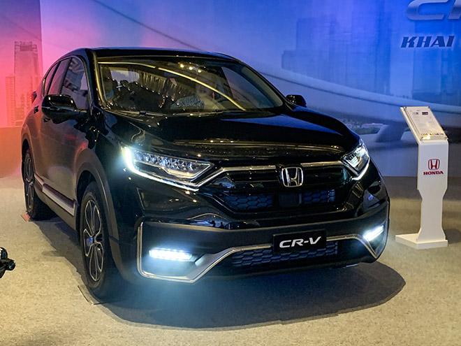 Giá xe Honda CR-V lăn bánh tháng 5/2021 - 5