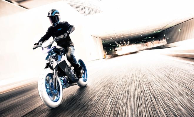 Sắp có xe Yamaha chạy bằng nước thay xăng, cơ chế hoạt động rất bí ẩn - Ảnh 8.