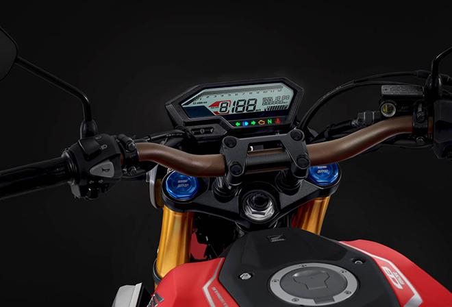 Honda CB150R StreetFire 2021 trình làng: Giá từ 46 triệu đồng - 5