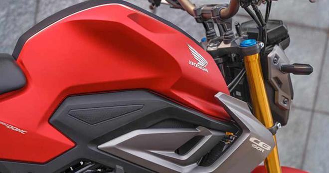 Honda CB150R StreetFire 2021 trình làng: Giá từ 46 triệu đồng - 4