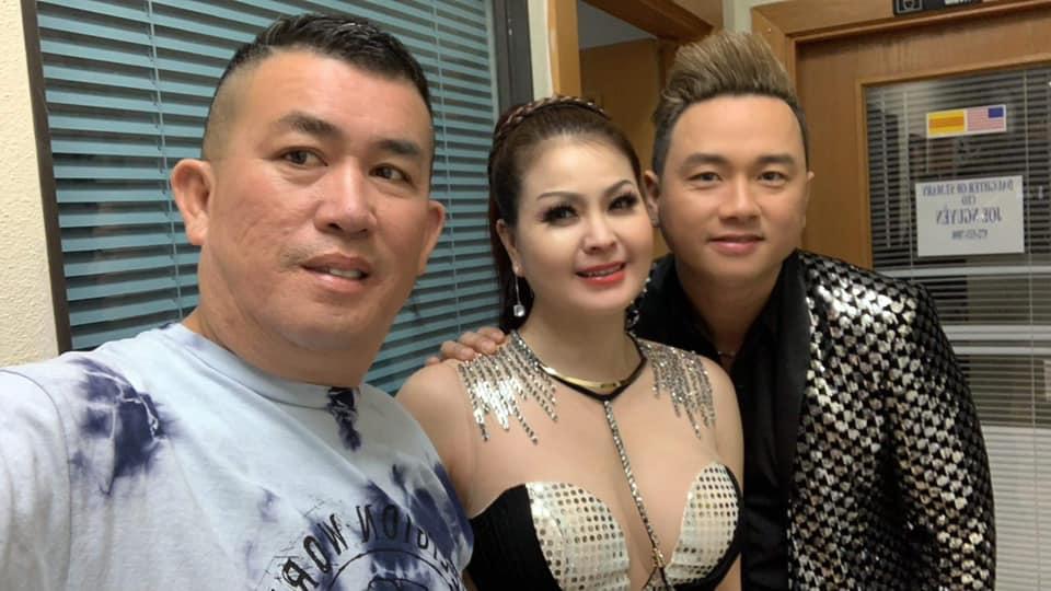 """Yến Vy xuất hiện bên người phụ nữ đặc biệt sau 16 năm """"trốn"""" showbiz Việt sang Mỹ - 2"""