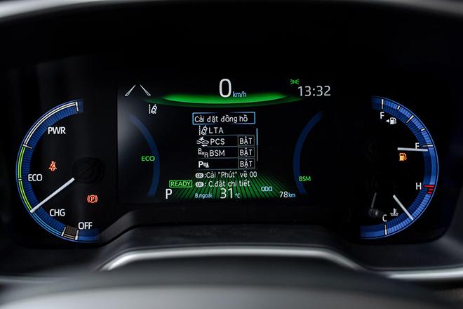 Giá xe Toyota Corolla Cross lăn bánh tháng 5/2021 - 11