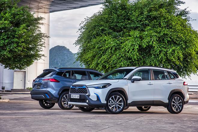 Giá xe Toyota Corolla Cross lăn bánh tháng 5/2021 - 3