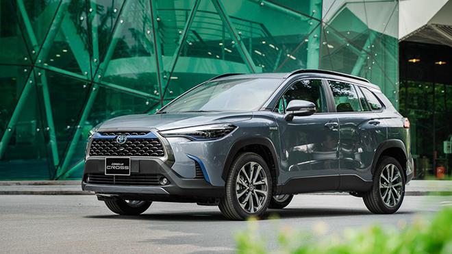 Giá xe Toyota Corolla Cross lăn bánh tháng 5/2021 - 6