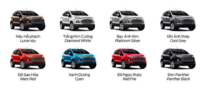 Kích cầu mua sắm một số đại lý giảm hơn 51 triệu đồng cho xe Ford Ecosport - 3