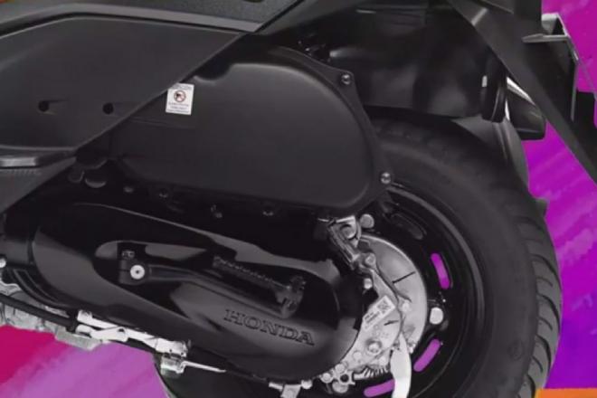 Thiết kế tựa LEAD, xe ga mới này của Honda chỉ có giá gần 24 triệu đồng - 9