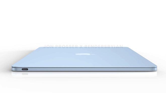 MacBook Air đa sắc làm mê hoặc người dùng - 3