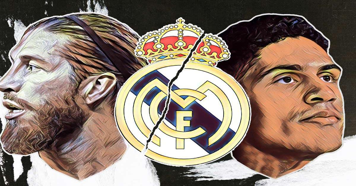 """Real Madrid đối diện cú sốc lớn, mất """"đại ca"""" Ramos lẫn Varane mùa hè này"""
