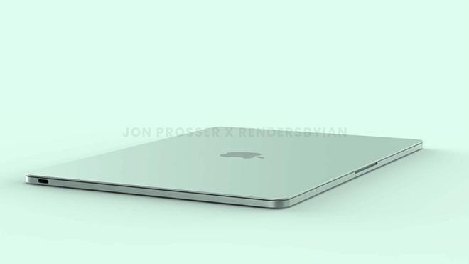 MacBook Air đa sắc làm mê hoặc người dùng - 4