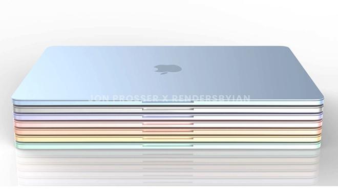 MacBook Air đa sắc làm mê hoặc người dùng - 5