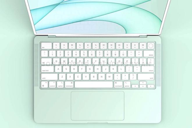 MacBook Air đa sắc làm mê hoặc người dùng - 6