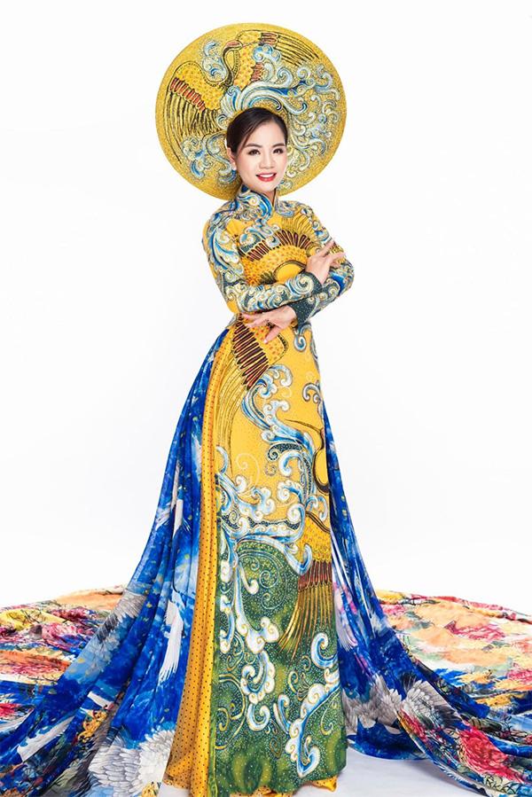 Hoa hậu Nhân ái Hoàng Thị Bích Ngọc tỏa sáng và quen thuộc trên thương trường - 5