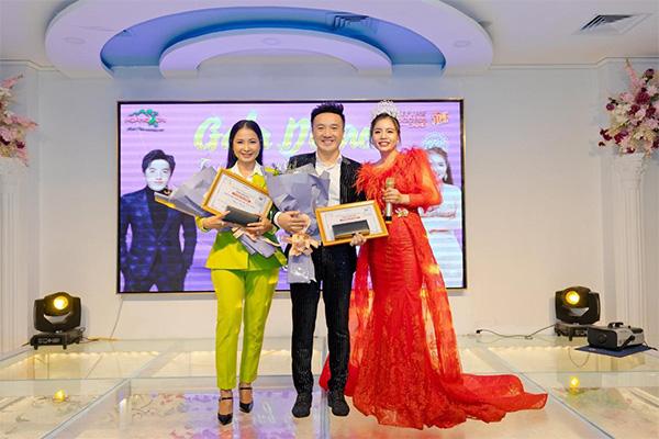 Hoa hậu Nhân ái Hoàng Thị Bích Ngọc tỏa sáng và quen thuộc trên thương trường - 8