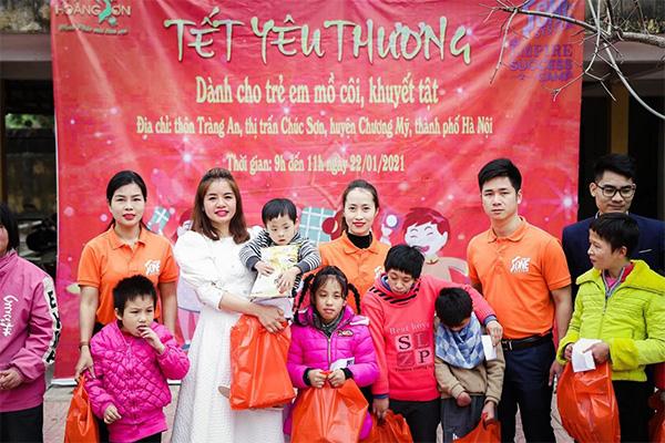 Hoa hậu Nhân ái Hoàng Thị Bích Ngọc tỏa sáng và quen thuộc trên thương trường - 2