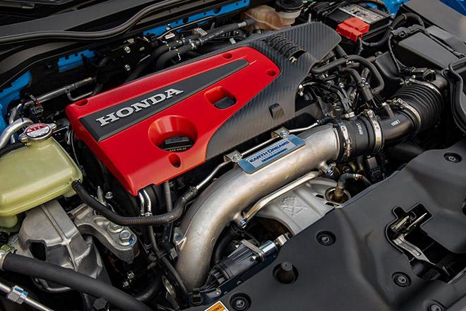 Honda Civic Type-R cập bến Đông Nam Á, giá bán gần 2 tỷ đồng - 6