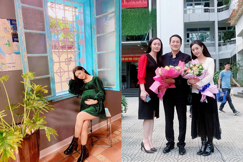 """""""Quỳnh búp bê"""" Phương Oanh, Việt Anh """"gây lú"""" cho khán giả truyền hình vì điều này - 5"""