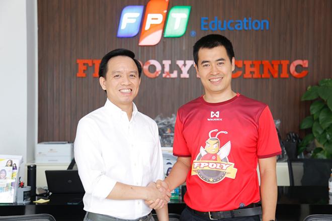 Tập đoàn Hồ Gươm bắt tay FPT Polytechnic đào tạo và cung ứng nguồn nhân lực chất lượng - 1