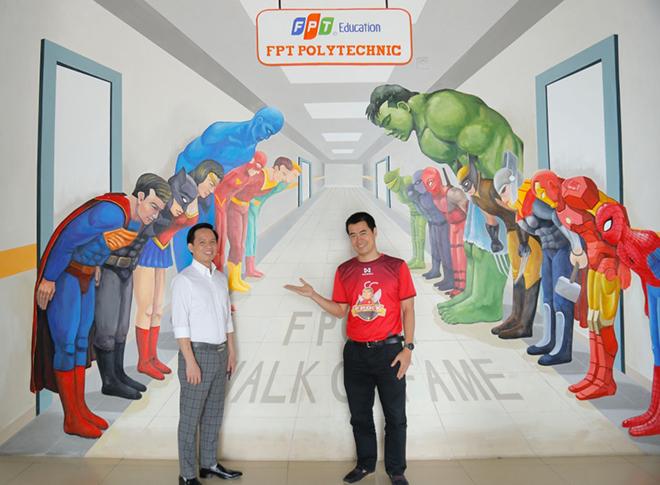 Tập đoàn Hồ Gươm bắt tay FPT Polytechnic đào tạo và cung ứng nguồn nhân lực chất lượng - 4