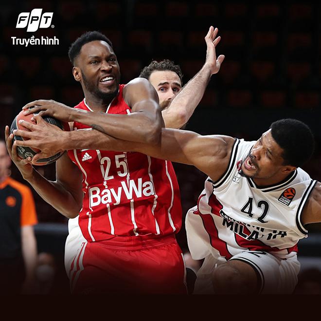 Vòng Playoffs Giải Bóng rổ Vô địch châu Âu EuroLeague 2021 - Anadolu Efes Istanbul và sức mạnh của những chiến binh Thổ Nhĩ Kỳ - 2