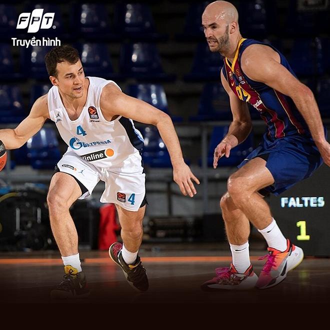 Vòng Playoffs Giải Bóng rổ Vô địch châu Âu EuroLeague 2021 - Anadolu Efes Istanbul và sức mạnh của những chiến binh Thổ Nhĩ Kỳ - 3