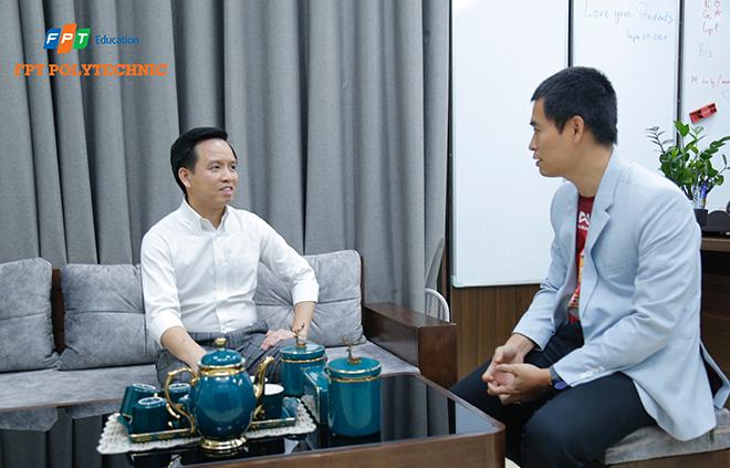 Tập đoàn Hồ Gươm bắt tay FPT Polytechnic đào tạo và cung ứng nguồn nhân lực chất lượng - 2