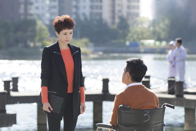 """Hồ Hạnh Nhi tái ngộ khán giả Việt trong phim tâm lý gia đình """"Cha dượng"""" sắp lên sóng VTV9 - 6"""