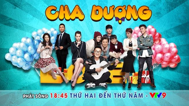 """Hồ Hạnh Nhi tái ngộ khán giả Việt trong phim tâm lý gia đình """"Cha dượng"""" sắp lên sóng VTV9 - 1"""