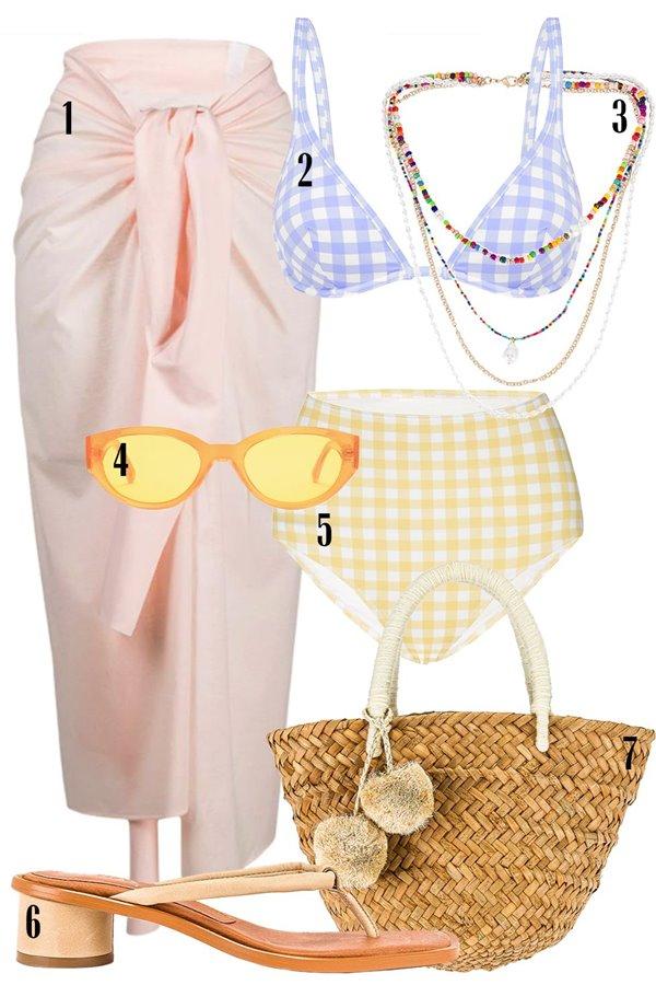 8 ý tưởng trang phục đi biển cho kỳ nghỉ tiếp theo của bạn - 2