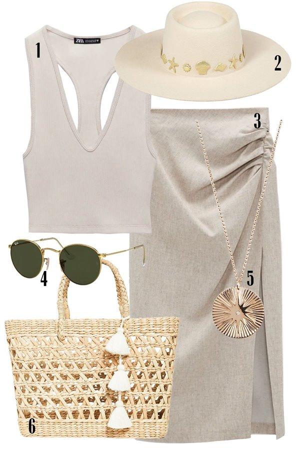8 ý tưởng trang phục đi biển cho kỳ nghỉ tiếp theo của bạn - 5