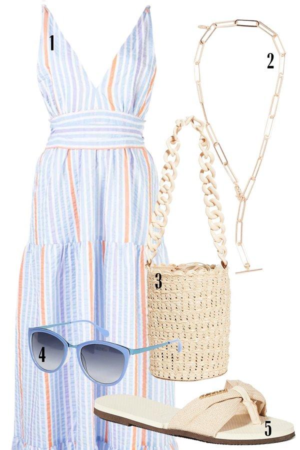 8 ý tưởng trang phục đi biển cho kỳ nghỉ tiếp theo của bạn - 6