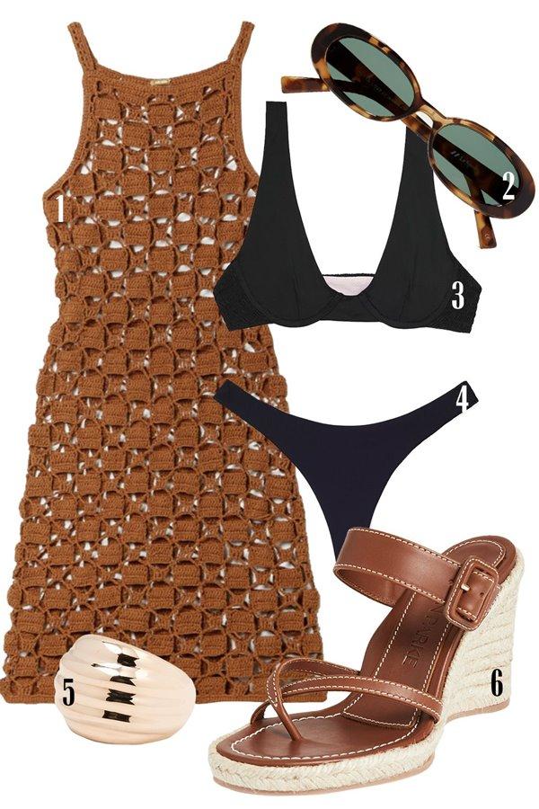 8 ý tưởng trang phục đi biển cho kỳ nghỉ tiếp theo của bạn - 8