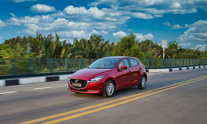 Giá xe Mazda2 lăn bánh tháng 5/2021, rẻ nhất 479 triệu đồng - 3