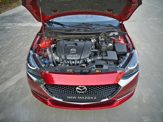 Giá xe Mazda2 lăn bánh tháng 5/2021, rẻ nhất 479 triệu đồng - 11