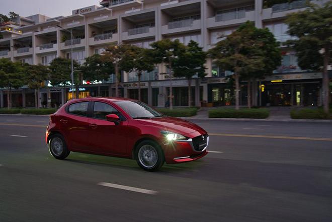 Giá xe Mazda2 lăn bánh tháng 5/2021, rẻ nhất 479 triệu đồng - 12